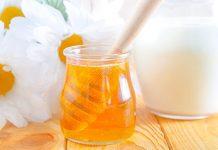 sữa chua và mật ong giúp trắng da hơn