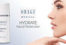 Cấp nước cho da hiệu quả với Kem dưỡng ẩm Obagi Hydrate Facial Moisturizer