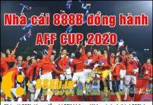 Nhận 38K miễn phí suốt mùa AFF CUP 2020 cùng nhà cái 888b
