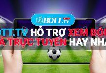 Vậy nếu các bạn đang muốn tìm một trang web có đầy đủ các tiêu chí như trên, thì hãy truy cập ngay vào trang web xem bóng đá châu u trực tiếp BDTT.tv, cam kết bạn sẽ hài lòng với những trận đấu bóng đá chất lượng, mà trang web BDTT.tv mang đến cho bạn.